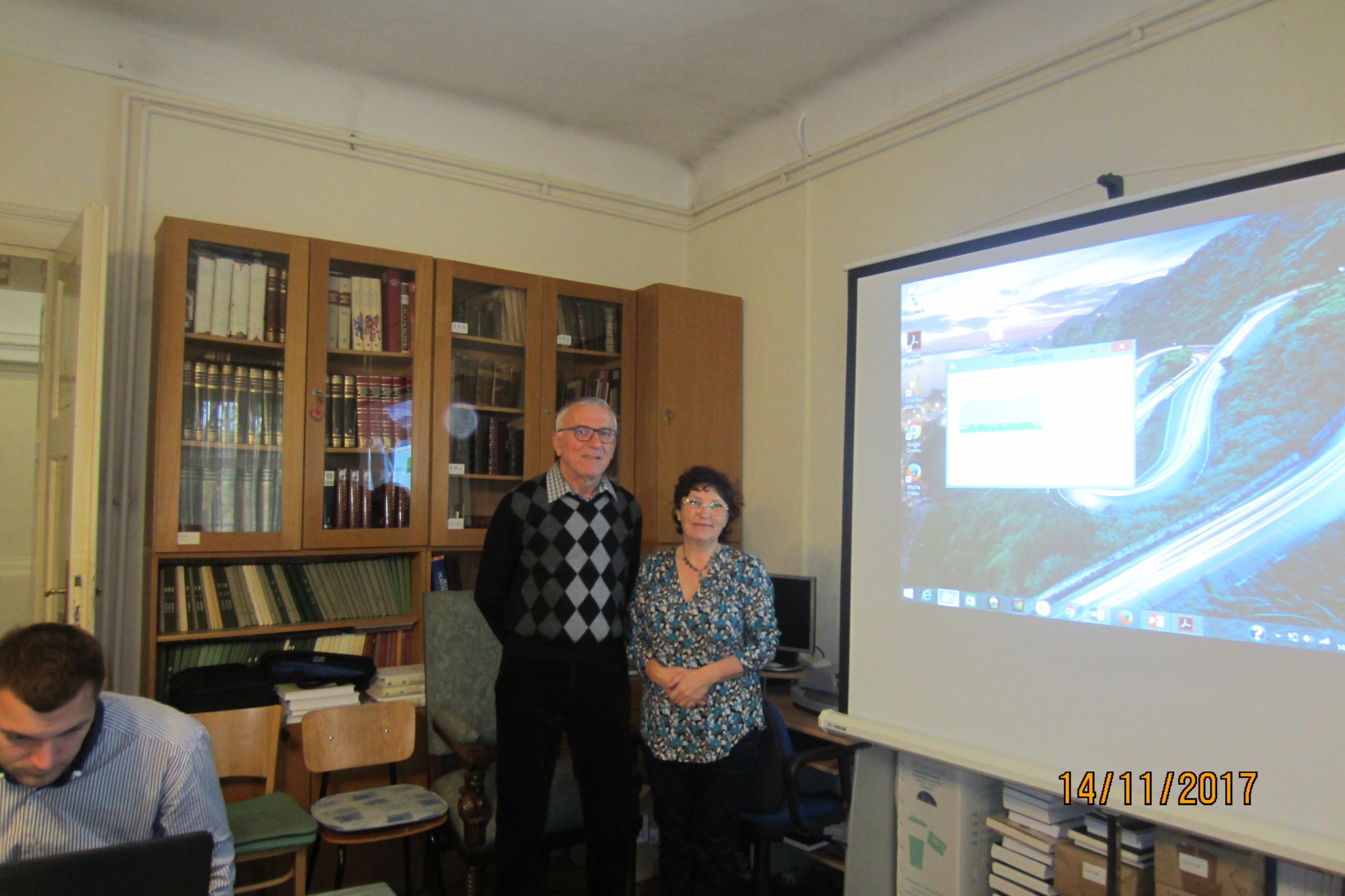 Predavanje doc. dr. Iliane Čekove