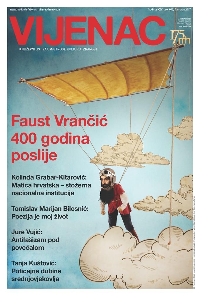 U Vijencu objavljena recenzija zbornika Hrvatsko glagoljaštvo u europskom okružju