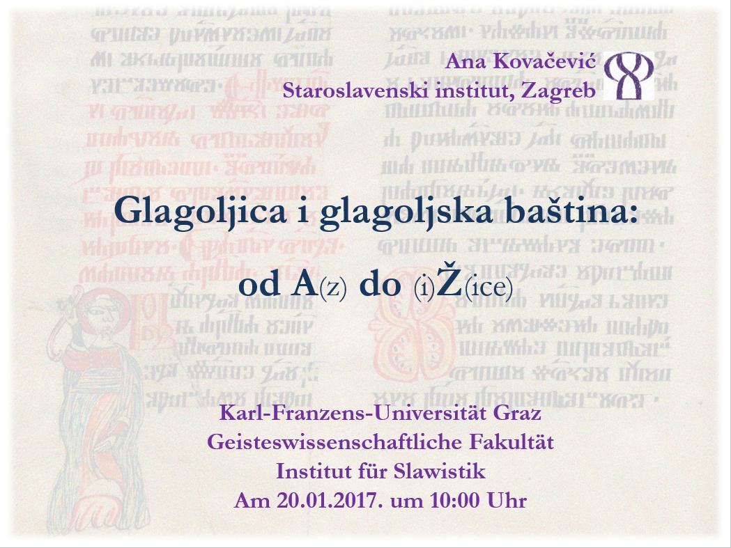 Glagoljica u Grazu