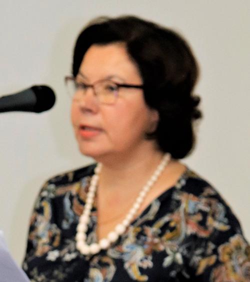 dr. sc. Vesna Badurina Stipčević