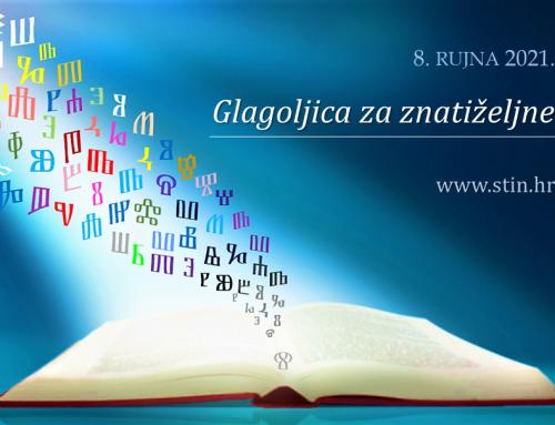 Besplatna knjižica o glagoljici