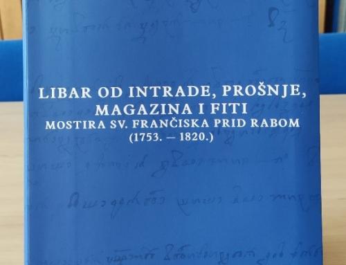 Jedina sačuvana glagoljska knjiga s otoka Raba